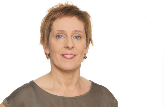 Annika Vágsheyg : Deildarleiðari