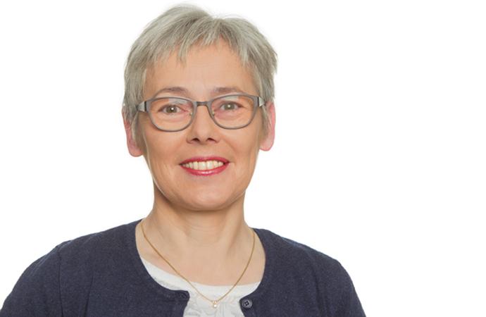 Merry Hansen : Deildarleiðari
