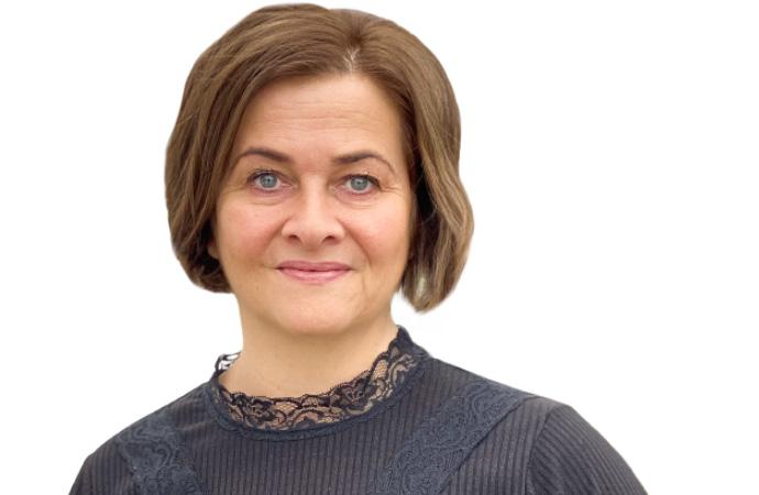 Mona Maria úr Fugloy : Deildarleiðari Norðoya Ellis- og Vistarheim
