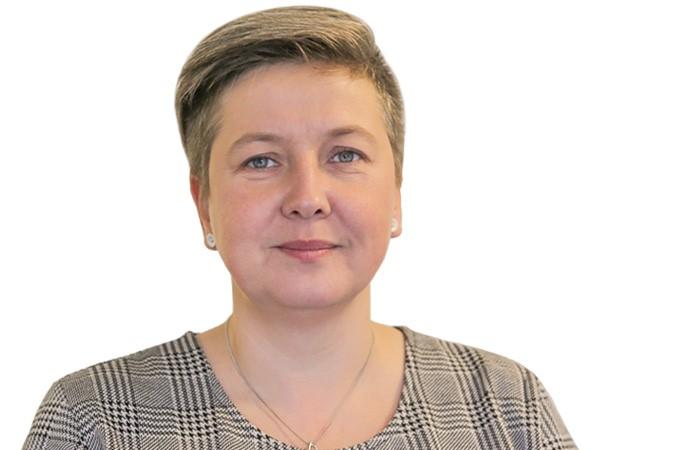 Katrin Hansen : Deildarleiðari